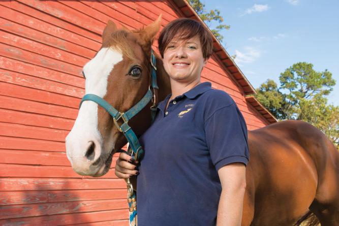 Special Olympics Equestrian